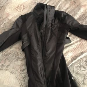 lululemon athletica Jackets & Coats - Lululemon zip up jacket with optional hood